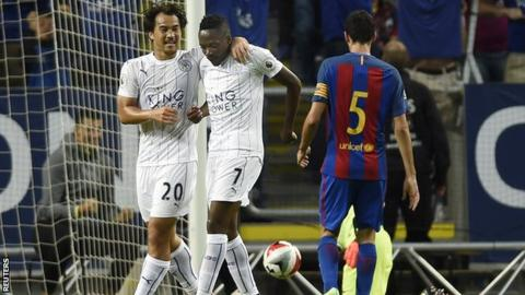Ahmed Musa scored 13 goals in 30 league games for CSKA Moscow last season