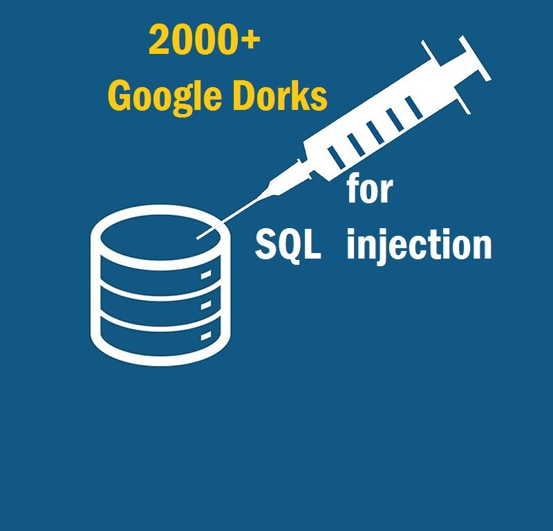 2000+ Google Dorks List For SQL Injection [2017] – NewsGalore